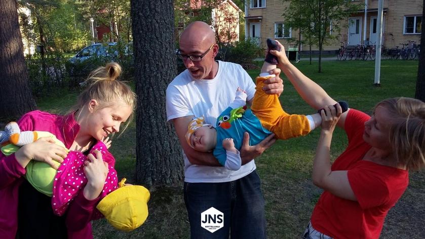 Korttelijuhla-Vauvajamit